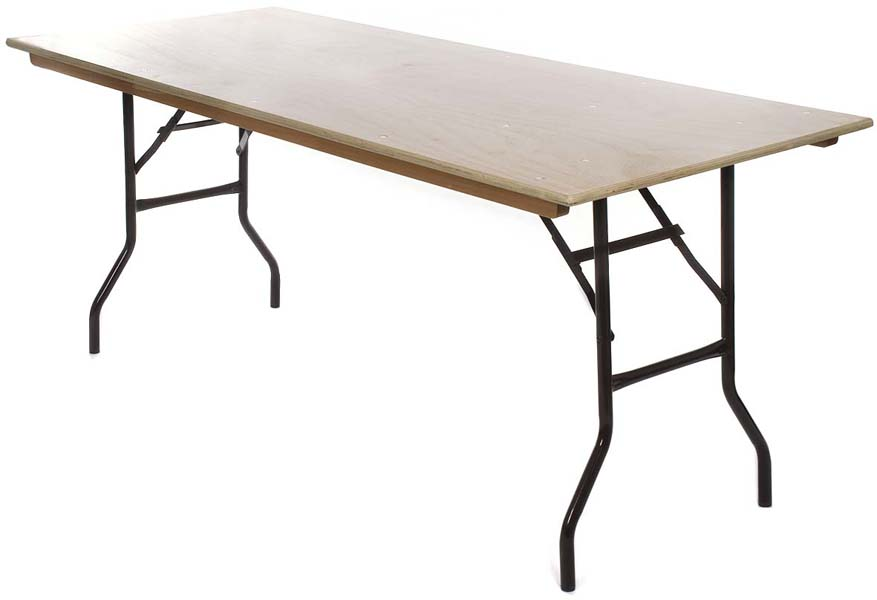 Genial Trestle Table 4 Ft