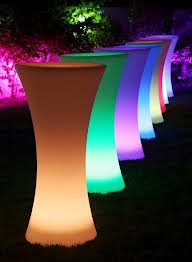 Led Poseur Tables image