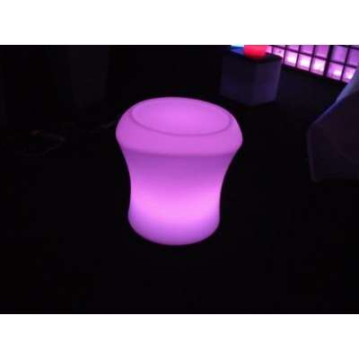 Led Colour Changing Coffee Table image