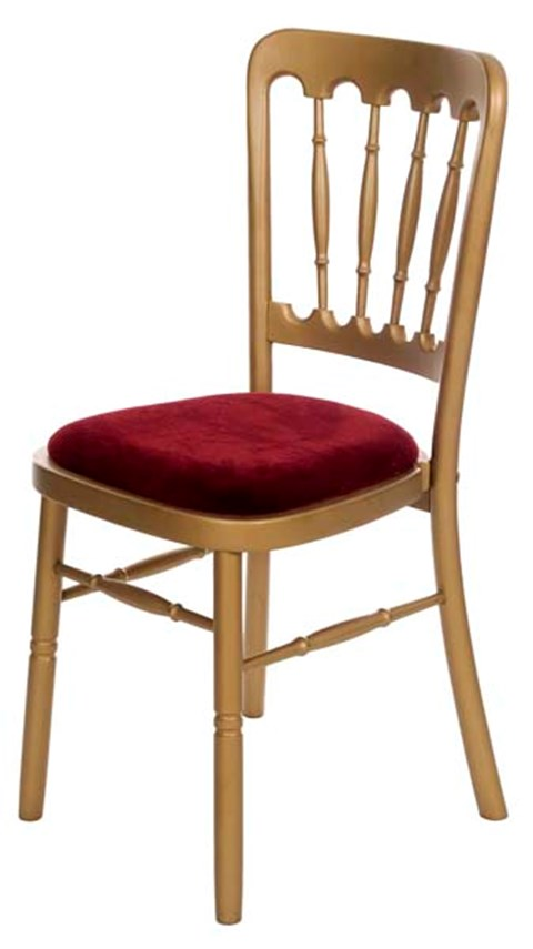 Gold Banqueting Chair image