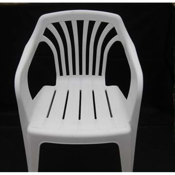 Phenomenal Garden Chairs White Plastic Inzonedesignstudio Interior Chair Design Inzonedesignstudiocom