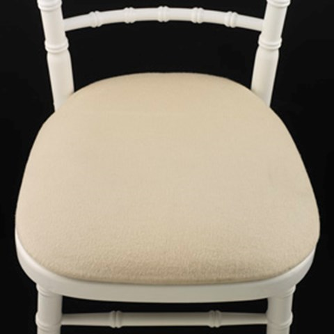 Ivory Seat Cover image