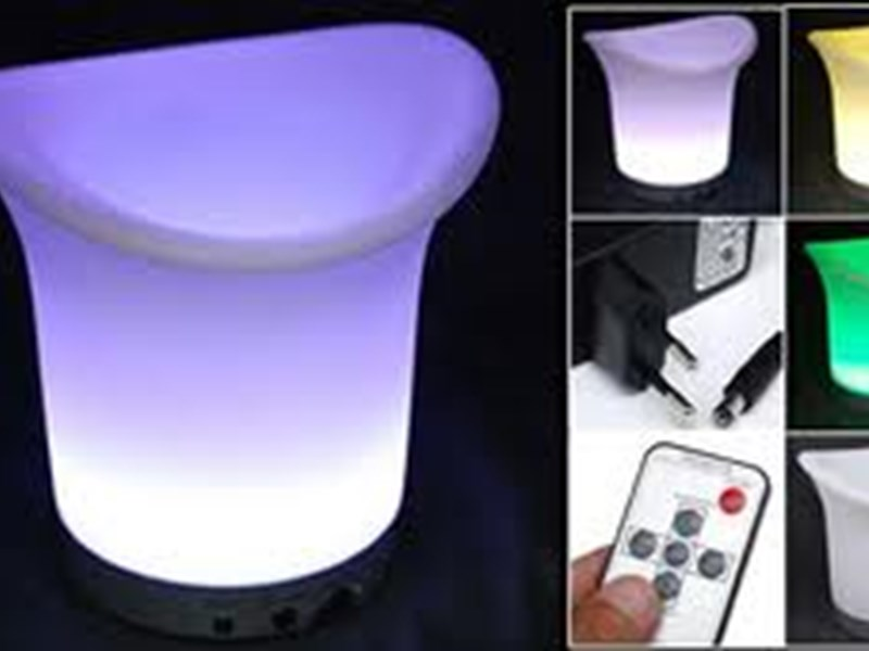Led Ice Buckets - Colour Changing
