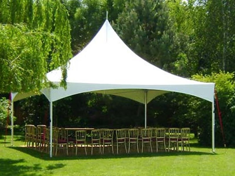Pagoda 6m x 6m With Lining