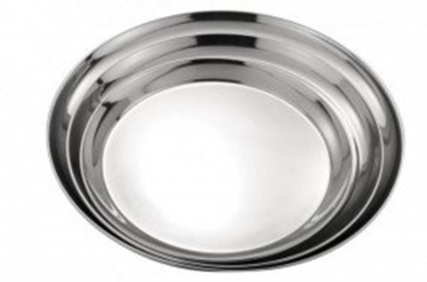 "Stainless Steel Bar Trays 16"" image"