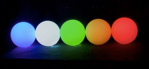 Wireless LED Colour Changing Ball image