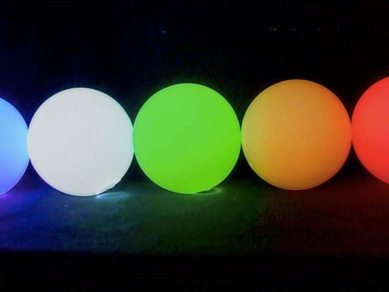 Wireless LED Colour Changing Ball