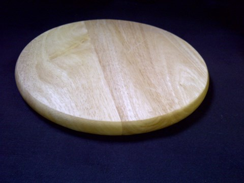 Wooden Cheese Board image