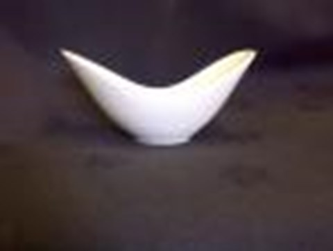 Finebone Vegetable Dish Small (16cm Long) image