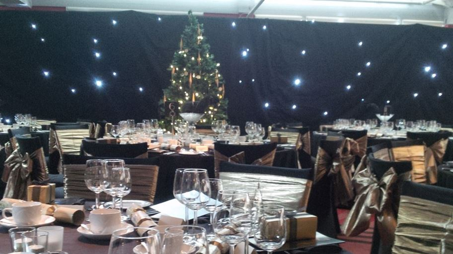 Christmas Event Marquees