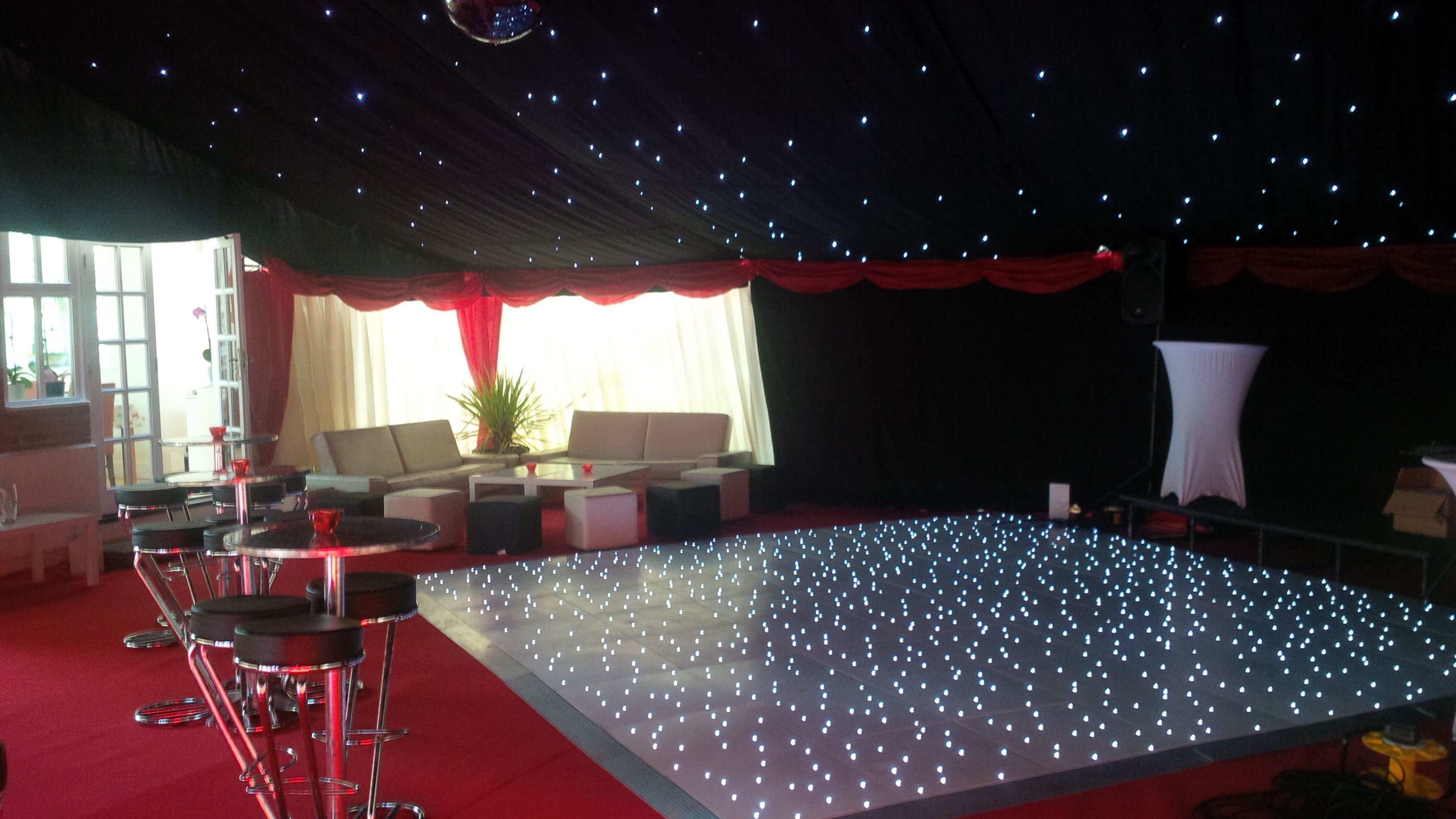 Dancing the night away disco marquee 1