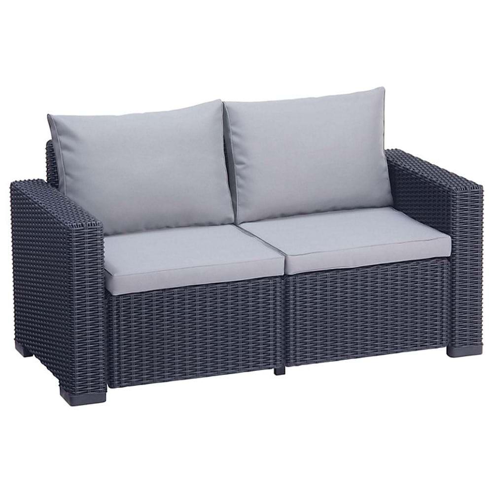 Magnificent Luxury Rattan Sofa Garden Furniture Patio Conservatory Wicker Outdoor 1 X 2 Seater Sofa Dailytribune Chair Design For Home Dailytribuneorg