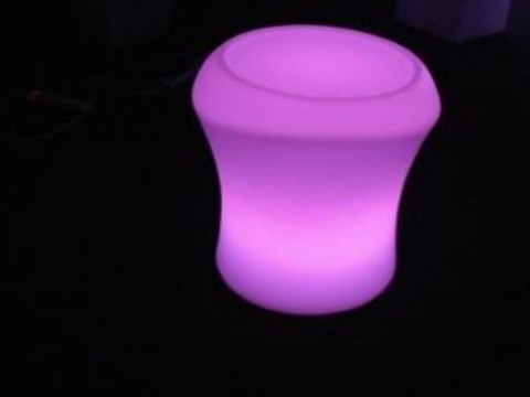 Wireless LED Colour Changing Coffee Table image
