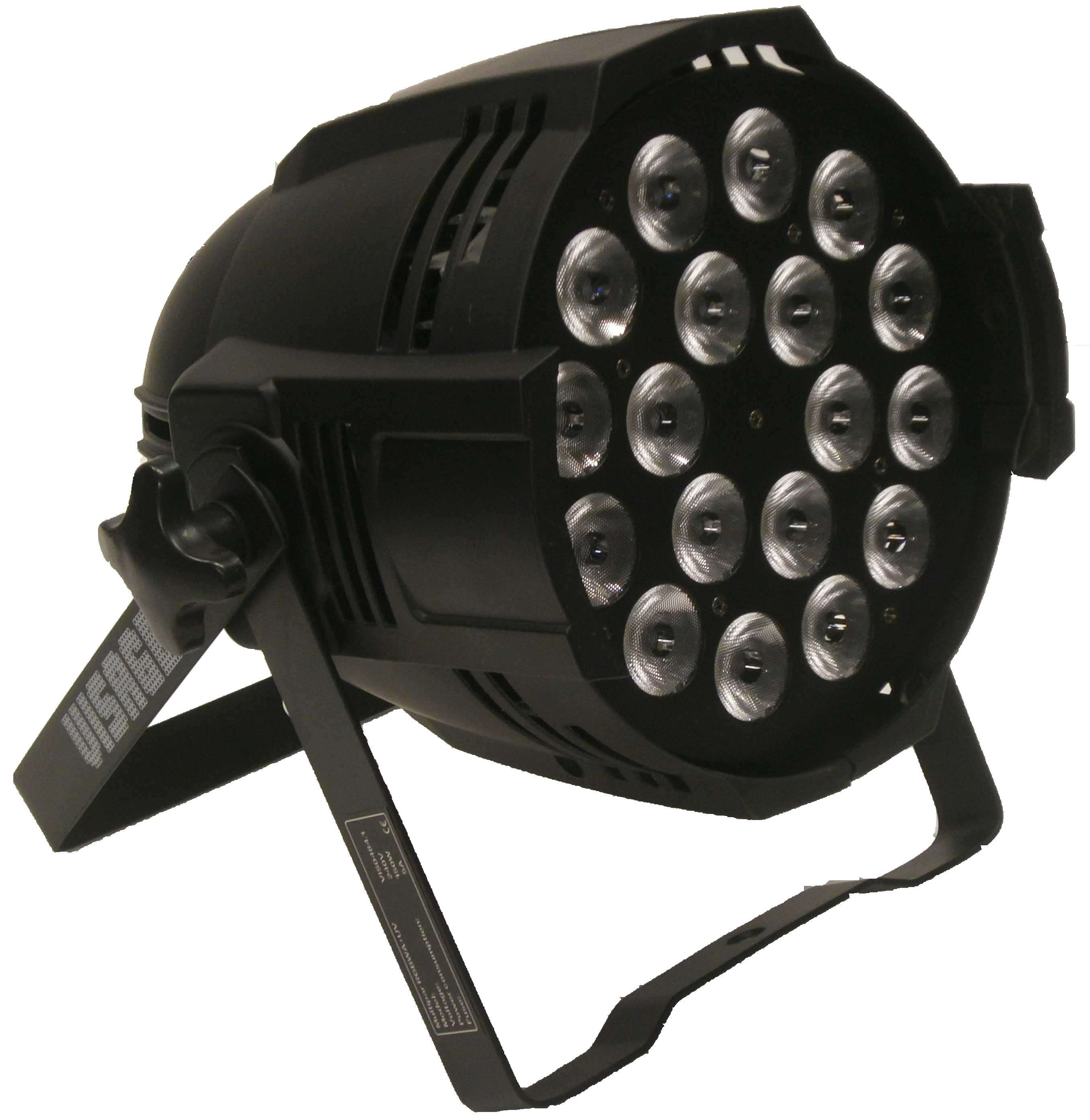 Visage LED Multipar Light image