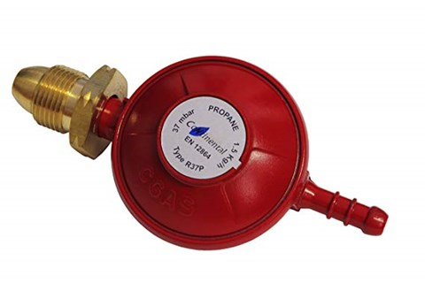 Gas Bottle Regulator Fitting image