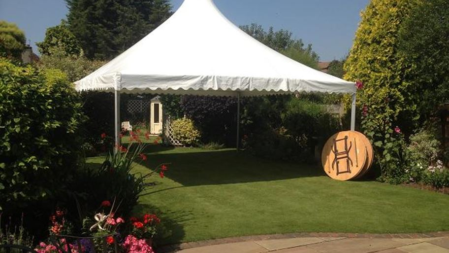 Pagoda Or Chinese Hat Marquee